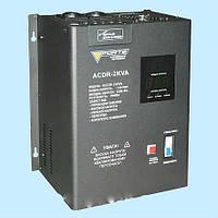 Стабилизатор напряжения релейный FORTE ACDR-2kVA (2 кВт)