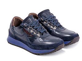 Кроссовки Etor 8598-18 синие