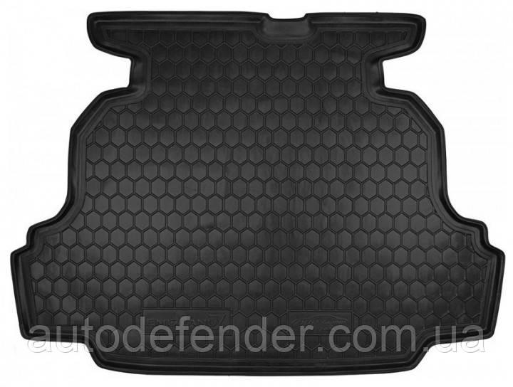 Килимок в багажник для Geely Emgrand EC7 2011 - седан, гумовий (AVTO-Gumm)