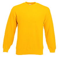 ТОЛСТОВКА CLASSIC SET-IN SWEAT (Цвет Солнечно-желтый; Размер S)