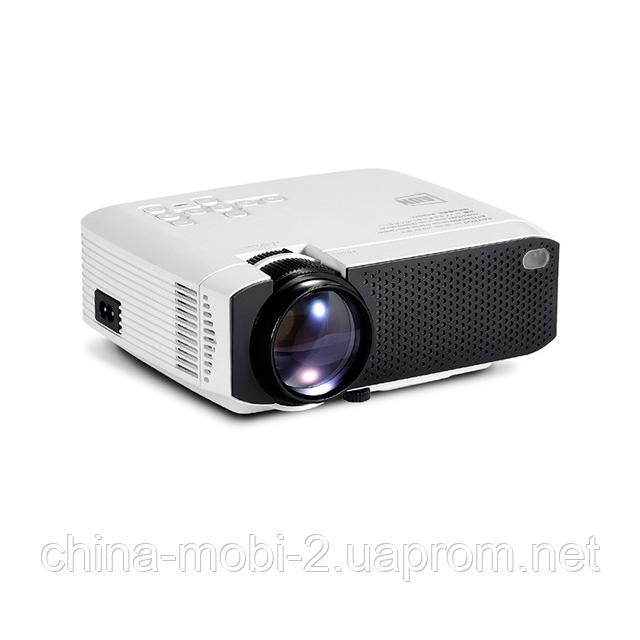 Проектор AUN D50S white. HD