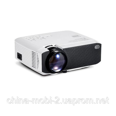 Проектор AUN D50S white. HD, фото 2