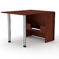 Стол обеденный раздвижной. Стол-книжка раскладной. СТОЛ-КНИЖКА-2 ш: 810 мм. в: 726 мм г: 332 мм