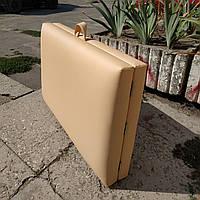 Кушетка для массажа переносная / Кушетки для косметологов. 185х60 см. Эко-кожа Польша, Стандарт 40 мм поролон