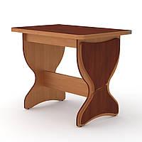 Обеденный стол трансформер. Кухонный стол раздвижной. КС-4: ш: 590 мм. в: 732 мм г: 900 мм