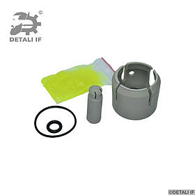 Ремкомплект лаштунки Zafira A втулка важеля кпп Opel F23 мастило