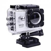 Экшн камера Action Camera SPORTS X6000-11 HD белая