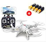 Квадрокоптер Drone 1 Million летающий дрон, фото 2