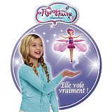 Кукла летающая фея Flying Fairy | Летит за рукой, волшебство в детских руках, фото 5