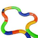Magic tracks светящаяся дорога   гоночная трасса   360 деталей, фото 2