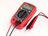 Мультиметр тестер амперметр вольтметр DT UT33C, фото 5