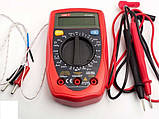 Мультиметр тестер амперметр вольтметр DT UT33C, фото 6