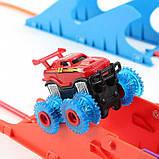 Trix Trux - трасса Монстр траки (2 машинки в комплекте), фото 4