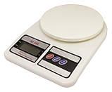 Кухонные электронные весы SF400 10 кг, фото 4
