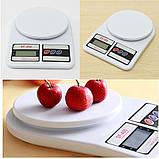Кухонные электронные весы SF400 10 кг, фото 6