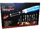 Воздушный стайлер для волос 10 в 1 GEMEI GM-4833   Фен щетка   утюжок   плойка, фото 4