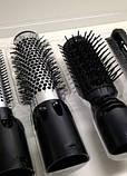 Воздушный стайлер для волос 10 в 1 GEMEI GM-4833   Фен щетка   утюжок   плойка, фото 6