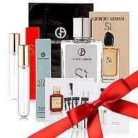 Подарочный набор Giorgio Armani в брендовом пакете
