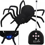 Радиоуправляемый паук Черная вдова Black Widow 779 на пульте управления, фото 7