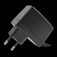 Адаптер питания 24V 1.05A SWI25-24-E-P5 CUI INC Разъем: 2.1x5.5 mm