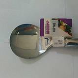 Ложка из нержавеющей стали Benson BN-270 | столовые приборы | кухонные ложки | ложка из нержавейки, фото 2