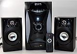 Акустична Система 2.1 Era Ear E-112 | професійна акустична потужна колонка | домашній кінотеатр, фото 3