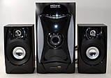 Акустична Система 2.1 Era Ear E-112 | професійна акустична потужна колонка | домашній кінотеатр, фото 5