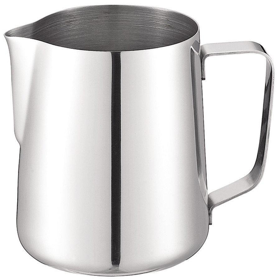 Кувшин для молока из нержавеющей стали (350 мл) Benson BN-615 | джаг | питчер | молочник Бенсон