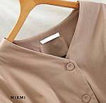 Платье с длинным рукавом на пуговках, фото 2