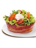 Набір форм для випічки Perfect Bacon Bowl (їстівна тарілка з бекону), фото 6