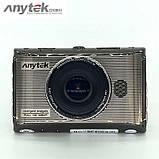 Автомобильный видеорегистратор Anytek X6 | авторегистратор | регистратор авто, фото 4