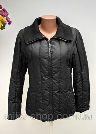 Жіноча утеплена куртка Розмір S ( Б-110), фото 2