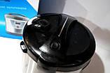 Мультиварка Domotec MS 7722 Хром 5 л   пароварка Домотек 8 программ, фото 8