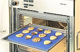 Силиконовый коврик для выпечки Benson BN-021 (30*40см) | коврик кондитерский Бенсон | коврик для теста Бэнсон, фото 6