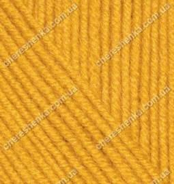 Нитки Alize Cashmira 14 темно-желтый, фото 2