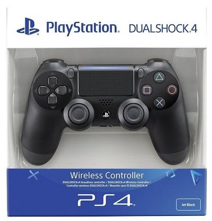 Джойстик PS4 великий Dualshock4 бездротовий | Ігровий контролер геймпад