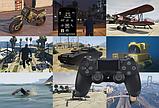 Джойстик PS4 великий Dualshock4 бездротовий | Ігровий контролер геймпад, фото 2