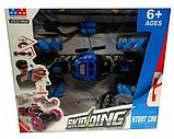 Машинка Перевертыш YILE Toys YL-41 управление с руки и пультом | Вездеход трансформер на радиоуправлении, фото 2
