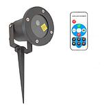 Лазерний проектор для будинку з пультом Star Shower metal 66 RG 12-83 | гірлянда лазерна підсвічування для, фото 8