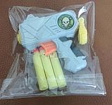Воздушный тир Hover Blast Стрельба по парящим шарикам | Пистолет с дротиками и летающие мишени, фото 8