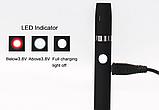 Вейп EGQ 3.0 Qecig Plus Electronic Cigarette   мощная сигарета   электронная сигарета, фото 3