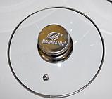 Набір кухонного посуду Bohmann ВН 1275-10 10 предметів 4 каструлі і ківш з кришками, фото 2
