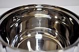 Набір кухонного посуду Bohmann ВН 1275-10 10 предметів 4 каструлі і ківш з кришками, фото 5
