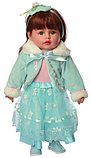 "Кукла мягконабивная M 5419 UA ""Панночка"" в розовом платье для девочки, на батарейках | куколка (4 вида), фото 3"