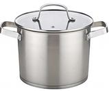 Набор кухонной посуды Con Brio CB-1158 4 предмета 2 кастрюли с крышками, фото 2