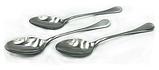 Набір столових ложок Con Brio CB-3208 з 3 предметів нержавіюча сталь, фото 2