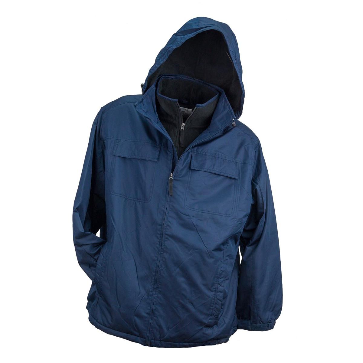 Куртка 0605 из полиэстера утепленная флисом.Urgent