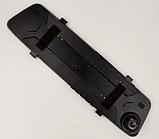 Автомобильный видеорегистратор зеркало L502 с 2 камерами, фото 3