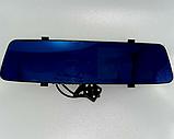 Автомобильный видеорегистратор зеркало L502 с 2 камерами, фото 4