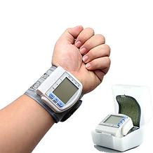 Тонометр на зап'ястя K12-47   Електронний вимірювач тиску   Automatic Blood Pressure Monitor